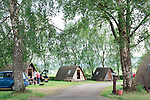 Mains Farm Wigwams, Thornhill, Stirling
