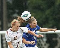 Duke Women's Soccer vs. Boston College, October 6, 2013