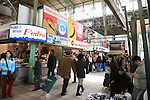 Central Market - Mercado, Zaragoza - Saragossa; Aragon; Spain
