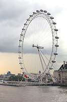 Eye Of The Storm Clouds - London, UK