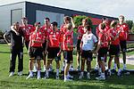 Volleyball 1. Bundesliga  Saison 2008/2009 TV Rottenburg Mannschafts Foto