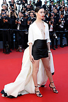 """Amanda Steele at the """"Okja"""" premiere during the 70th Cannes Film Festival at the Palais des Festivals on May 19, 2017 in Cannes, France. (c) John Rasimus /MediaPunch ***FRANCE, SWEDEN, NORWAY, DENARK, FINLAND, USA, CZECH REPUBLIC, SOUTH AMERICA ONLY***"""