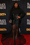 SINGER JAZZMINE SULLIVAN WEARING A DRESS BY DAUXILLY ATTENDS THE 2016 BLACK GIRLS ROCK! Hosted by TRACEE ELLIS ROSS  Honors RIHANNA (ROCK STAR AWARD), SHONDA RHIMES (SHOT CALLER), GLADYS KNIGHT LIVING LEGEND AWARD), DANAI GURIRA (STAR POWER), AMANDLA STENBERG YOUNG, GIFTED & BLACK AWARD), AND BLACK LIVES MATTER FOUNDERS PATRISSE CULLORS, OPALL TOMETI AND ALICIA GARZA (CHANGE AGENT AWARD) HELD AT NJPAC