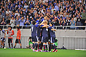 Japan National Team Group (JPN), JUNE 3, 2012 - Football / Soccer : 2014 FIFA World Cup Brazil Asian Qualifiers Final Round, Group B . match between Japan 3-0 Oman .at Saitama Stadium, Saitama 2002, Japan. .(Photo by Atsushi Tomura/AFLO SPORT) [1035]