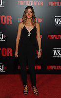 """NEW YORK, NY - July 11: Jill Hennessy attends the New York remiere of """"The Infiltrator"""" at the Loewa AMC on July 11, 2016 in New York City.Photos  by: John Palmer/ MediaPunch"""