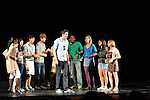 Janelle McDermoth, RCDS 2010 alum, returned  with her cappella group from Penn for a special  performance..
