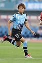 Yu Kobayashi (Frontale), MAY 15th, 2011 - Football : 2011 J.League Division 1 match between Kawasaki Frontale 3-2 Kashima Antlers at Todoroki Stadium in Kanagawa, Japan. (Photo by Kenzaburo Matsuoka/AFLO).
