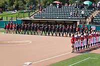 Stanford Softball vs Utah, April 1, 2017
