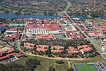 Aerial photo, Tuggeranong Town Centre, Tuggeranong, ACT