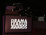 The 83rd Annual Drama League Awards Ceremony  at Marriott Marquis Times Square on May 19, 2017 in New York City.