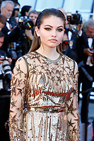 """Thylane Blondeau at the """"Okja"""" premiere during the 70th Cannes Film Festival at the Palais des Festivals on May 19, 2017 in Cannes, France. (c) John Rasimus /MediaPunch ***FRANCE, SWEDEN, NORWAY, DENARK, FINLAND, USA, CZECH REPUBLIC, SOUTH AMERICA ONLY***"""