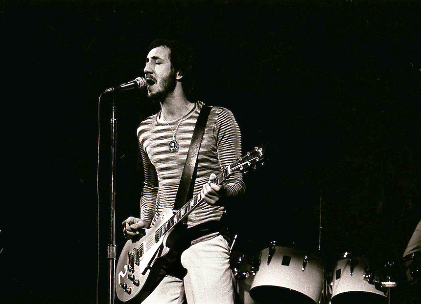 The Who, Chicago Stadium, 1975