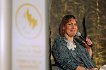 Ottawa, ON – Nov 27 2015 – Marni Abbott-Peter speaks at the Canadian Paralympic Hall of Fame in Ottawa, Ontario Nov 27, 2015. Abbott was inducted into the CPC Hall of Fame in the athlete category. Photo Andre Forget / Canadian Paralympic Committee