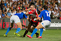 Shaun Webb (JPN), AUGUST 13, 2011, Rugby : International test match between Italy 31-24 Japan at Dino Manuzzi Stadium, Cesena, Italy, (Photo by Enrico Calderoni/AFLO SPORT) [0391]