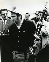Bob Lunn (Jan 11,1969 photo by Ron Riesterer)
