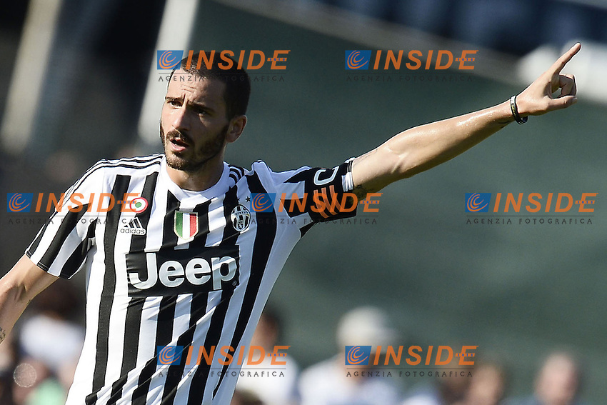 Villar Perosa (To) 19-08-2015 - amichevole / Juventus A-Juventus B / foto Daniele Buffa/Image Sport/Insidefoto<br /> nella foto: Leonardo bonucci