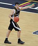 Basketball 1. Bundesliga 2010/2011  Walter Tigers Tuebingen - Mitteldeutschen Basketball Club