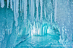 lake Superior, Winter, Pictured Rocks National Lakeshore winter, blue ice, cold, icy blue, cool
