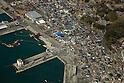 Japan Earthquake - Aerial View