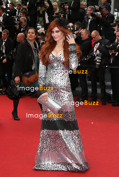 Phoebe Price attends attends the 'Jimmy P. (Psychotherapy Of A Plains Indian)' Premiere during the 66th Annual Cannes Film Festival at the Palais des Festivals on May 18, 2013 in Cannes, France