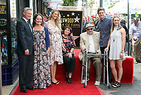 17 April 2017 - Hollywood, California - Gary Sinise, Moira Sinise and family. Gary Sinise Honored With Star On The Hollywood Walk Of Fame.<br /> CAP/ADM<br /> &copy;ADM/Capital Pictures