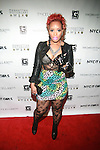 Shay Star Attends EQ Enterprises and Manhattan Motorcars Presents: NY Fashion Week Kickoff Event: Vilchez Fashions Presentation at The Bryant Park Hotel, NY   2/10/12