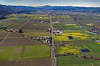 Napa County California Aerial Photography