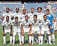 Olimpia were defeated by AC Milan 3-1 at Gillette Stadium on August 4, 2012