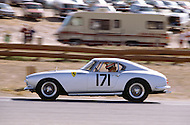 August 26th 1984, Laguna Seca Raceway, CA. 1959 Ferrari 250 GT Berlinetta.