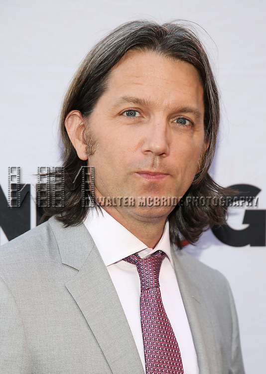 Jon Patrick Walker attends the Broadway Opening Night performance of 'Groundhog Day' at the August Wilson Theatre on April 17, 2017 in New York City