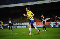 VOETBAL: LEEUWARDEN: Cambuur Stadion, 27-04-2012, SC Cambuur - Telstar, Jupiler League, Eindstand 3-1, Melvin de Leeuw (#11 Cambuur) heeft de 2-1 gescoord, ©foto Martin de Jong
