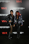 "Actress Drew Sidora and Singer, Songwriter and The Real Housewives of Atlanta's  Kandi Burruss Attends VH1 Original Movie ""CrazySexyCool: The TLC Story"" Red Carpet Premiere Held at AMC Loews Lincoln Square, NY"