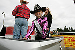 Western Rodeo events at the  Mason County Fairgrounds in Shelton, Washington on July 28, 2012.    &copy;2012. Jim Bryant Photo. All RIghts Reserved.