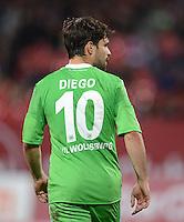 FUSSBALL   1. BUNDESLIGA  SAISON 2012/2013   10. Spieltag 1. FC Nuernberg - VfL Wolfsburg      03.11.2012 Diego  (VfL Wolfsburg)