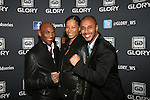 Trainer Phil Nurse, Guest and Mounir Jabrane Attends GLORY Sports International (GSI) Presents GLORY 12 Kick Boxing World Championship NEW YORK, LIVE on SPIKE TV, from the Theater at Madison Square Garden, NY