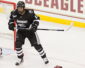 Erik Foley (PC - 12) - The Boston College Eagles defeated the visiting Providence College Friars 3-1 on Friday, October 28, 2016, at Kelley Rink in Conte Forum in Chestnut Hill, Massachusetts.The Boston College Eagles defeated the visiting Providence College Friars 3-1 on Friday, October 28, 2016, at Kelley Rink in Conte Forum in Chestnut Hill, Massachusetts.