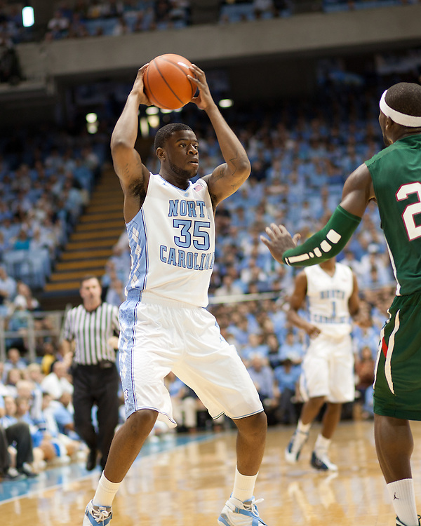 Reggie Bullock, UNC vs Mississippi Valley State at the Dean Smith Center, Chapel Hill, NC, Sunday, November 20, 2011. .