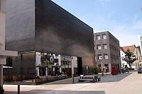 Liechtenstein  Vaduz  June 2008.Art Museum..