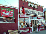 General Store and Soda Fountain in Randsburg