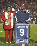 Ole Miss linebacker Allen Walker (9) on Senior Day at Vaught-Hemingway Stadium in Oxford, Miss. on Saturday, November 27, 2010.