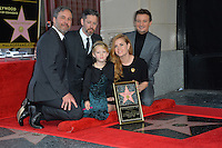 Amy Adams &amp; Denis Villeneuve &amp; Darren Le Gallo &amp; Aviana Olea Le Gallo &amp; Jeremy Renner at Hollywood Walk of Fame Star Ceremony honoring actress Amy Adams.<br /> Los Angeles, USA 11th January  2017<br /> Picture: Paul Smith/Featureflash/SilverHub 0208 004 5359 sales@silverhubmedia.com