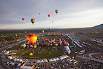 Balloon Fiesta in New Mexico
