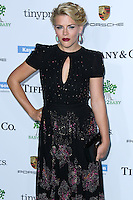 CULVER CITY, LOS ANGELES, CA, USA - NOVEMBER 08: Busy Philipps arrives at the 3rd Annual Baby2Baby Gala held at The Book Bindery on November 8, 2014 in Culver City, Los Angeles, California, United States. (Photo by Xavier Collin/Celebrity Monitor)