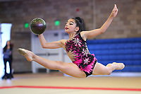 Kristina Palyan, Level-8 (RAL) @ LA Cup 2017.