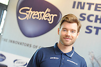 SCHAATSEN: WOLVEGA: 22-09-2014, Team Stressless, Haralds Silovs (LAT), ©foto Martin de Jong