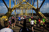Pittsburgh Marathon 2012..Joel Hawksley/For the Pittsburgh Marathon.