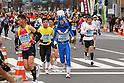 A runner, .FEBRUARY 26, 2012 - Marathon : .Tokyo Marathon 2012 .in Tokyo, Japan. .(Photo by YUTAKA/AFLO SPORT) [1040]
