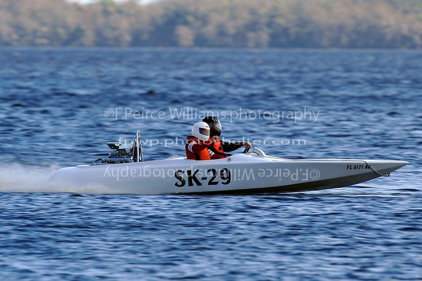 SK-29 (racing flatbottom ski boat)