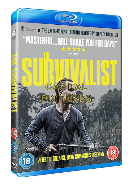 The Survivalist (2015)<br /> BLU RAY COVER ART<br /> *Filmstill - Editorial Use Only*<br /> CAP/KFS<br /> Image supplied by Capital Pictures