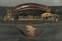 Willard Suitcases Project<br /> &copy;2013 Jon Crispin<br /> <br /> L W M